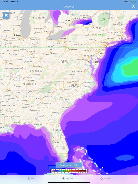 Nautical Charts & Maps screenshot 19