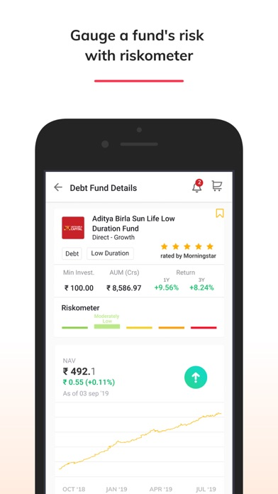 Moneyguru-Mutual Fund App screenshot #6