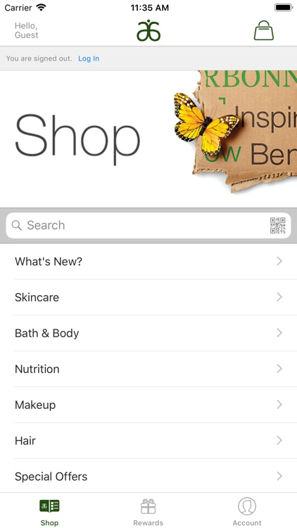 Shop Arbonne screenshot-3