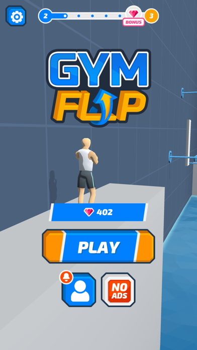 Gym Flip screenshot 1