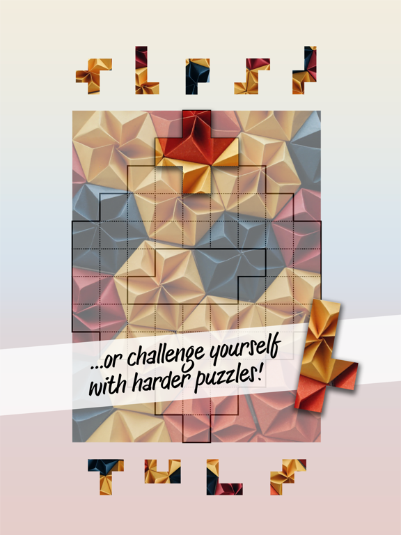 Pictominoes: Jigsaw Puzzles screenshot 9