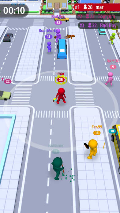 Move.io - Move Stop Move screenshot 5