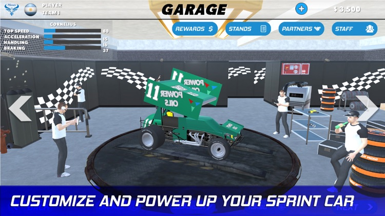 Outlaws Racing - Sprint Cars