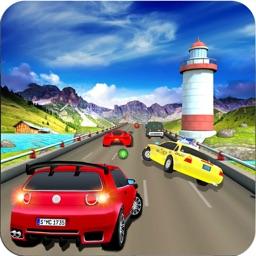 Highway Speed Car Racing