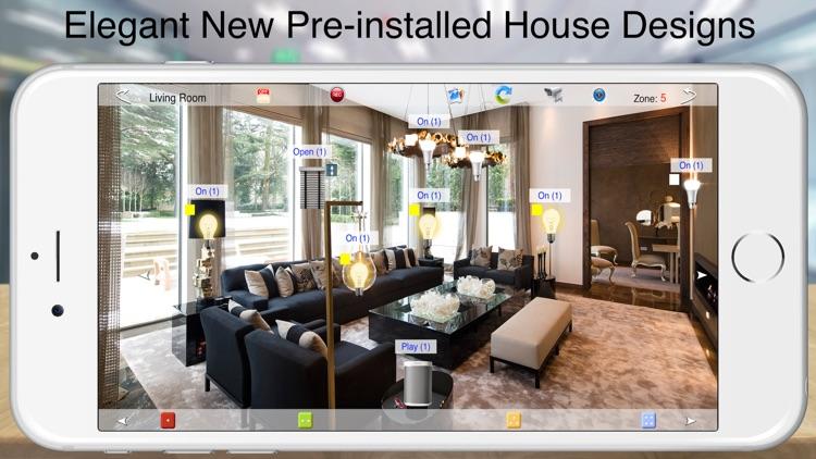 HOS Smart Home KNX EIB Live screenshot-6