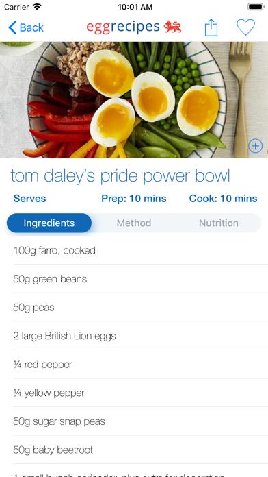 Egg RecipesScreenshot of 5