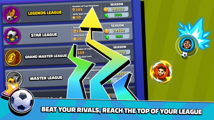 Soccer All Stars screenshot-4