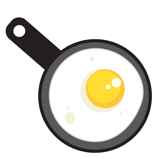 Яичница — Завтрак подан