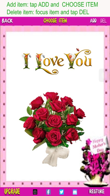 Greeting card for mother's day screenshot-3