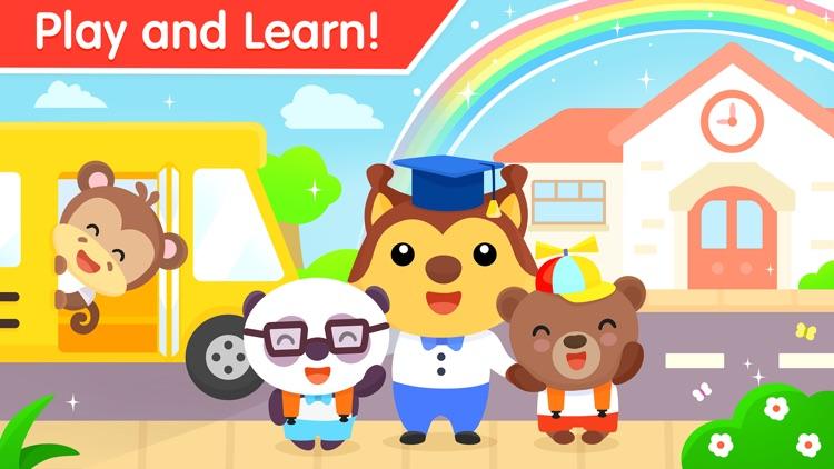 Car game for kids and toddler. screenshot-5