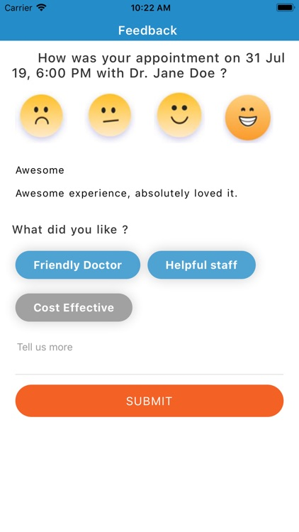 Reach My Doctor screenshot-7