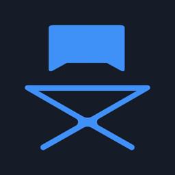 Ícone do app Filmr editor de video facil