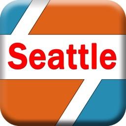 Seattle Offliine Map Guide