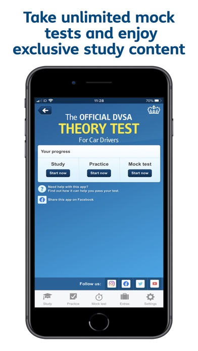 Official DVSA Theory Test Kit screenshot #6