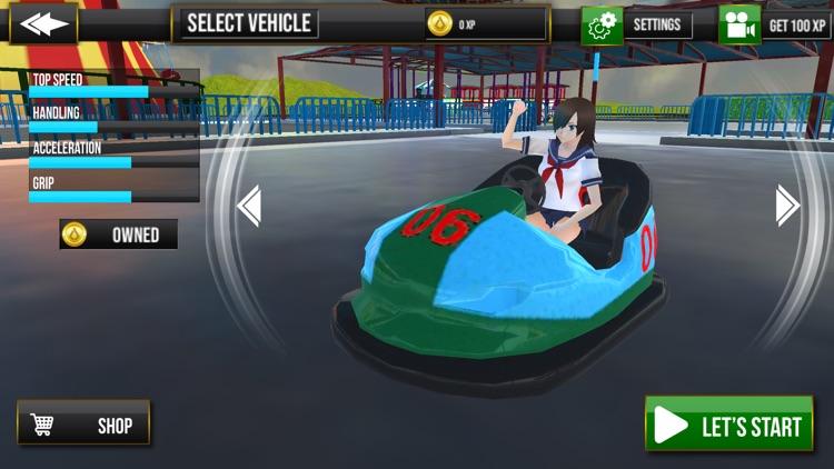 Bumper Car Clash Ride Game