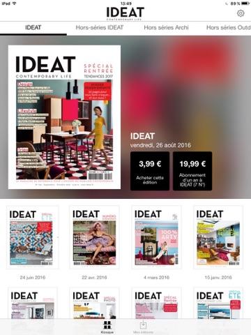 IDEAT Magazine - náhled