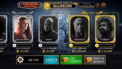 Game of Thrones Slots Casino Screenshot