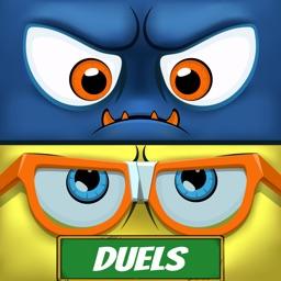 Math Duel Fun Kids Fight Games