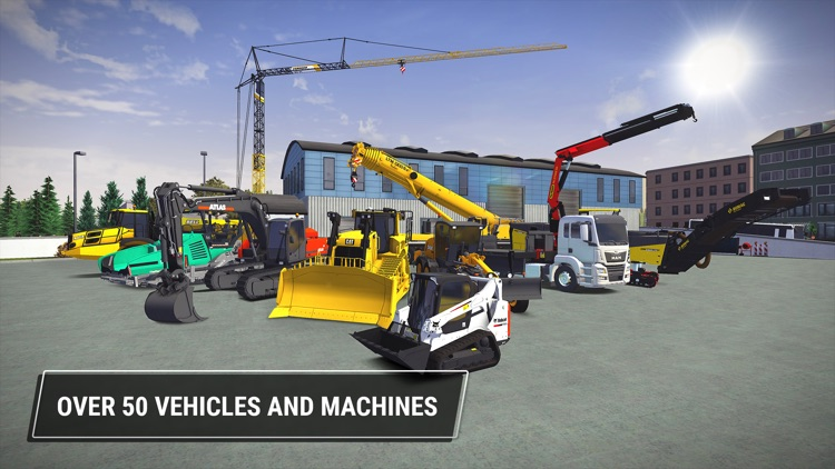 Construction Simulator 3 Lite screenshot-0