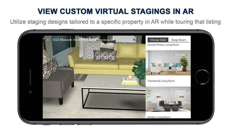 Curate by SIR - Real Estate AR screenshot-3