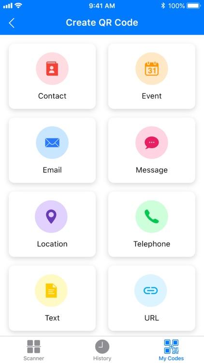 Barcode: QR code scanner screenshot-5