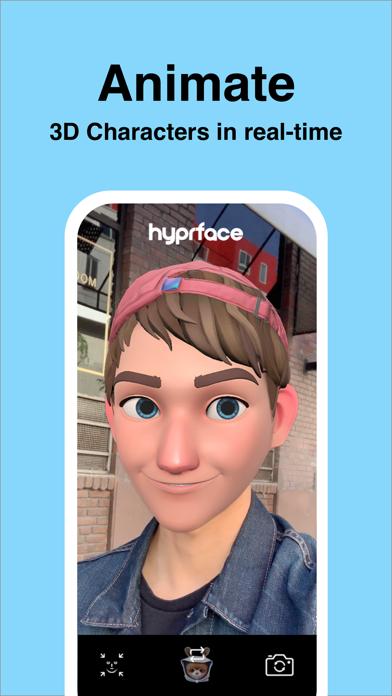 Hyprface screenshot 1