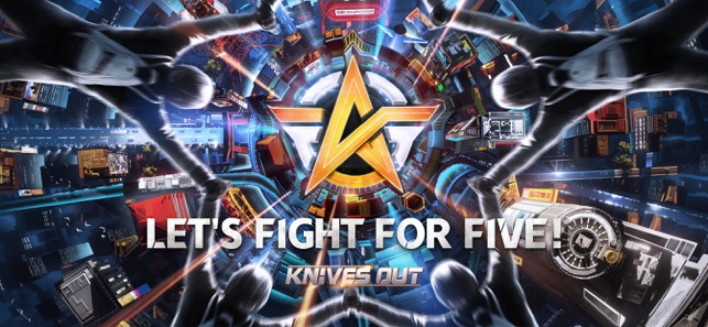 Knives Out on the App Store