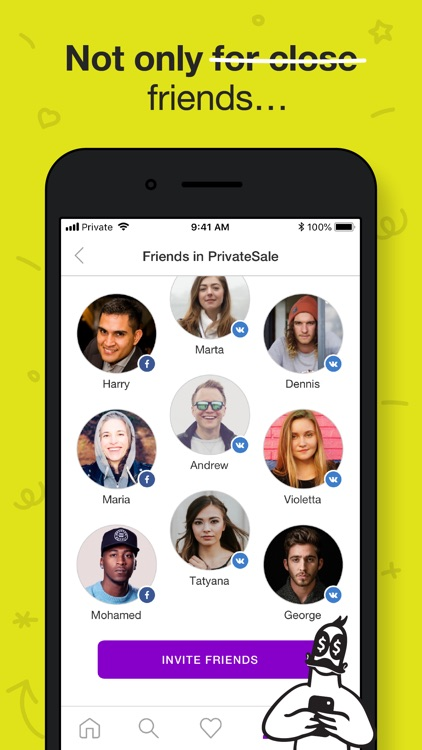 PrivateSale - Buy+Sell Locally