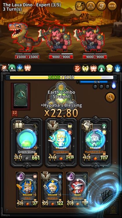 Triple Fantasy screenshot-6