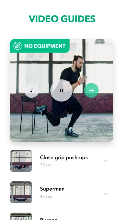Home Fitness Workout by GetFit screenshot-6