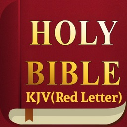 Red Letters King James Version
