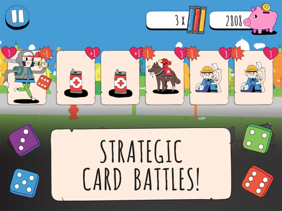 Knights of the Card Table на iPad