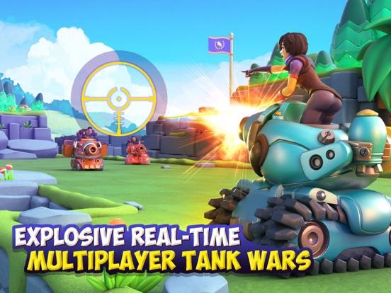 Dank Tanks screenshot 12