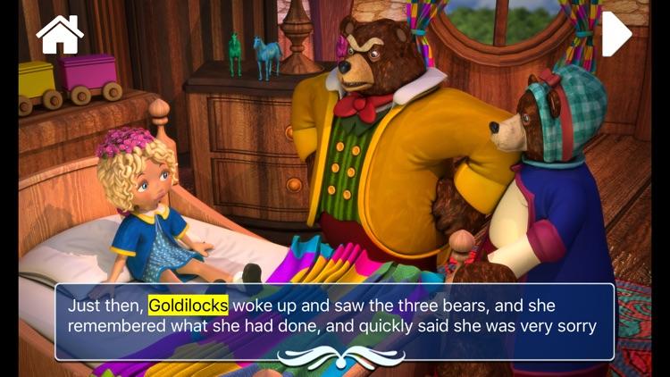 Goldilocks - Book & Games screenshot-4