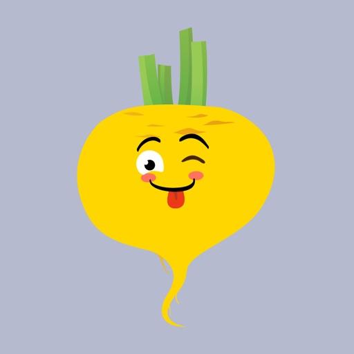 susu fruits emoji sticker