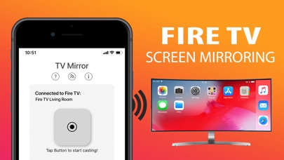Screen Mirroring+ for Fire TV screenshot 1