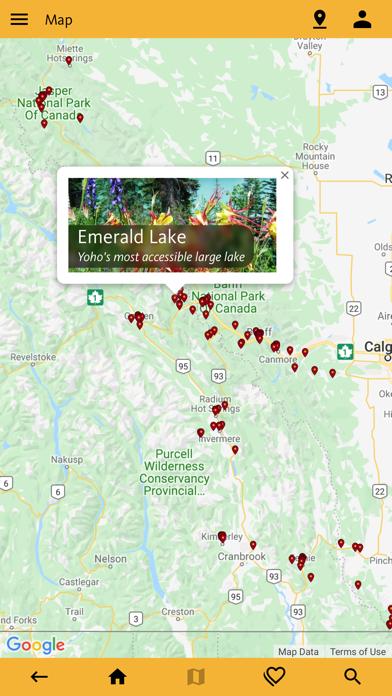 Banff & Canada's Rockies Guide screenshot 4