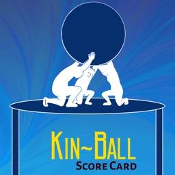 Kin Ball Score Card