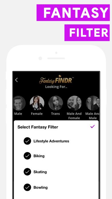 Fantasy FINDR: Find Local Love app image