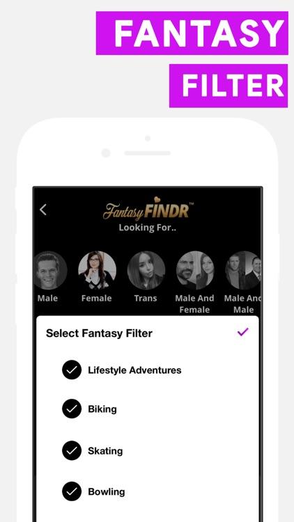 Fantasy FINDR: Find Local Love screenshot-5