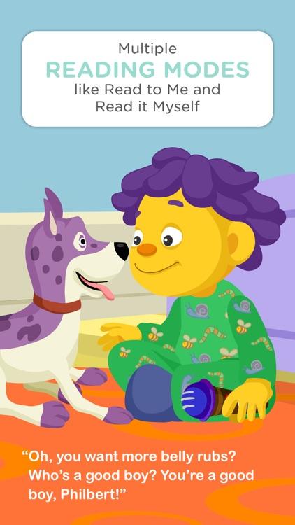 HOMER Stories: Kids Library screenshot-5