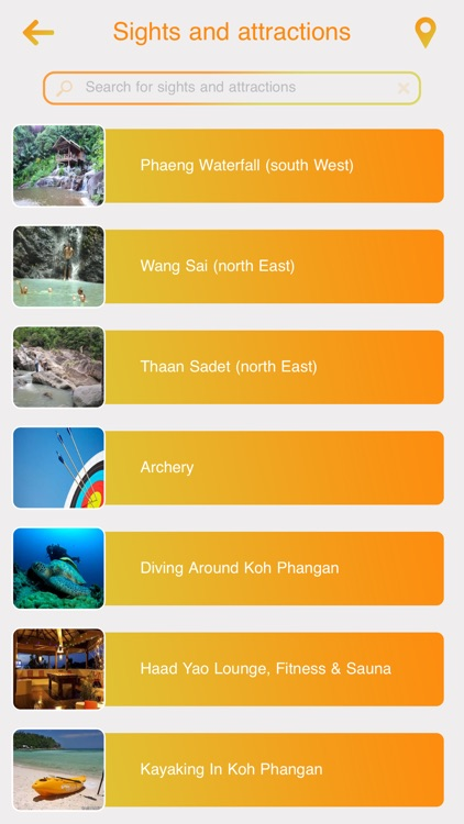 Ko Pha Ngan Island Tourism screenshot-2