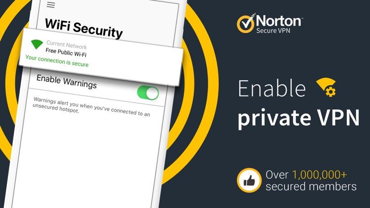 Norton Secure VPN & Proxy VPN screenshot-9