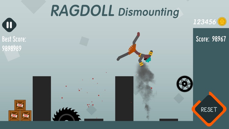 Ragdoll Dismounting screenshot-3