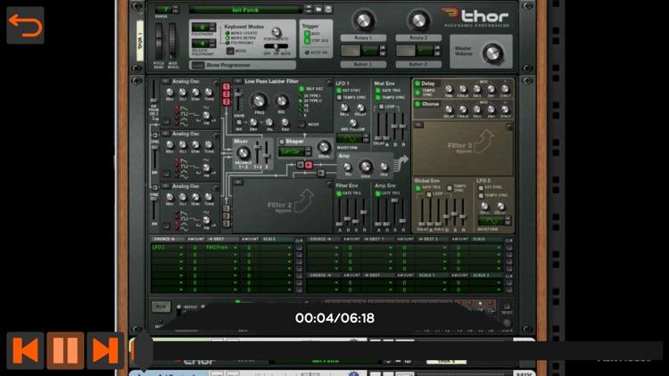 Adv MIDI Course For Reason screenshot-3