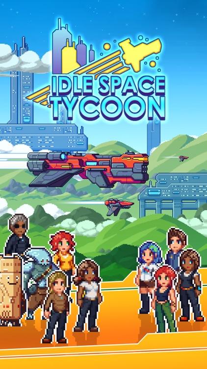 Idle Space: Tycoon screenshot-7