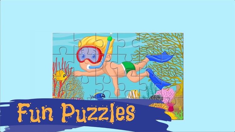 RL Puzzles Kids screenshot-0