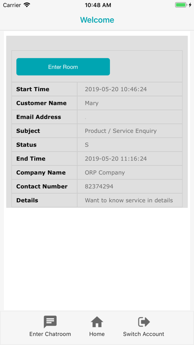 UC.NOW Chat screenshot three