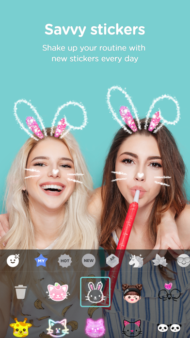 Download B612 - Beauty & Filter Camera for Pc