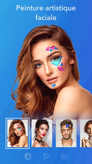 Selfie Art-Pic Editor&Face App pour Android